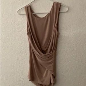 Free People women's knot tank top size small